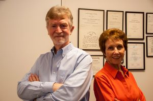 Fullness of Life Centre: Celia Joyce and Stephen Truscott